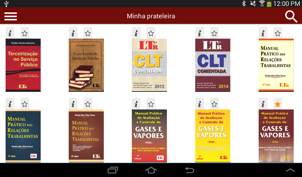 LTr e-Reader- screenshot