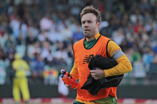 AB de Villiers.  Picture: GALLO IMAGES/GRANT PITCHER