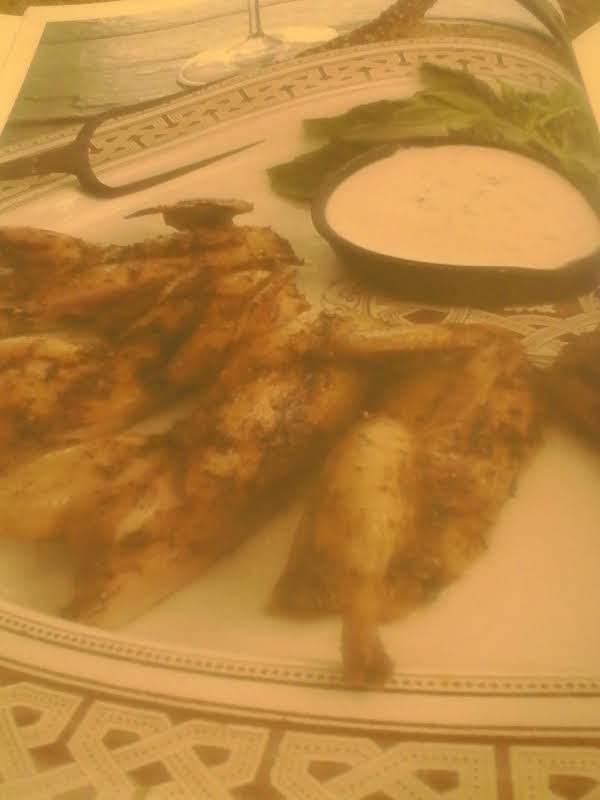 Grilled Quail With Jalapeno Sauce