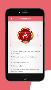 Self Healing With Chakra Meditation Screenshot