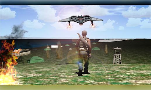 Drone Strike War - náhled