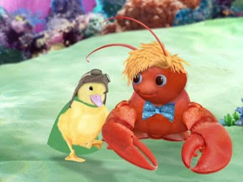 Save the Rock Lobster!/Help the Houseguest!