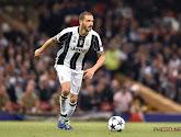 Le joueur de la Juventus Turin Leonardo Bonucci revient sur ses propos qui ont créé la polémique