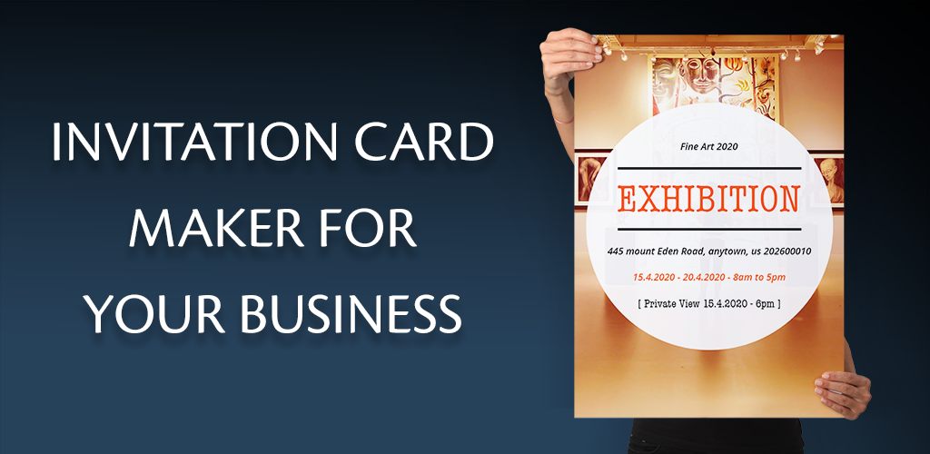 Download Invitation Card Maker For Business Apk Latest