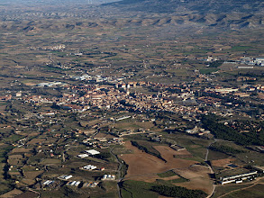 Photo: Tarazona. Nos vamos internando en el valle del Ebro