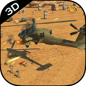 Helicopter War: Enemy Base for PC and MAC