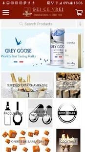 Bei Ce Vrei - magazin de bauturi si vinuri online - náhled