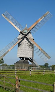 Windmill Wallpaper - náhled