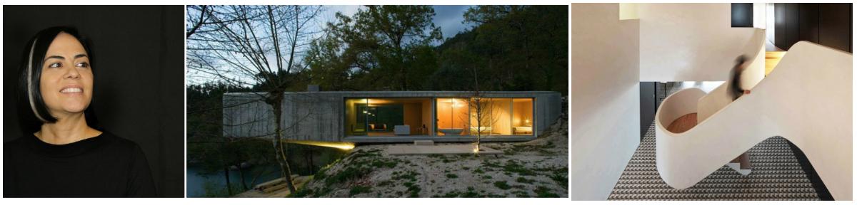 Mulheres na Arquitetura - Graça Correia