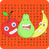 Fruits Word Search