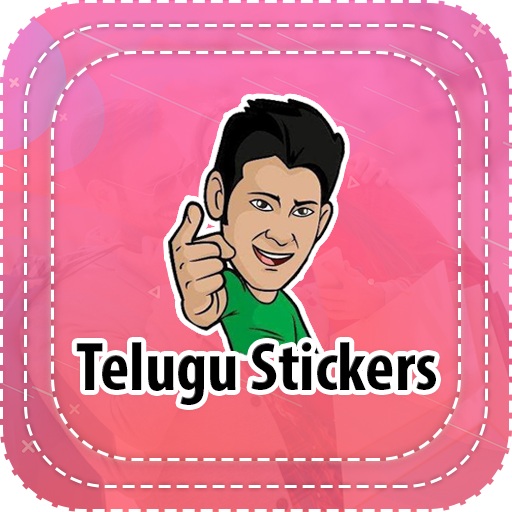 Telugu Stickers - WAStickerApps