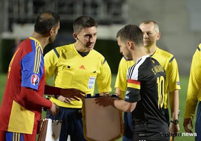 Le capitaine d'Andorre a déjà réservé le maillot d'Hazard