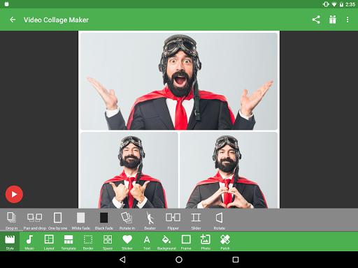 Video Collage Maker 24.6 screenshots 12