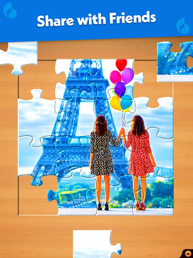 Jigsaw Puzzle: Create Pictures with Wood Pieces screenshot 23