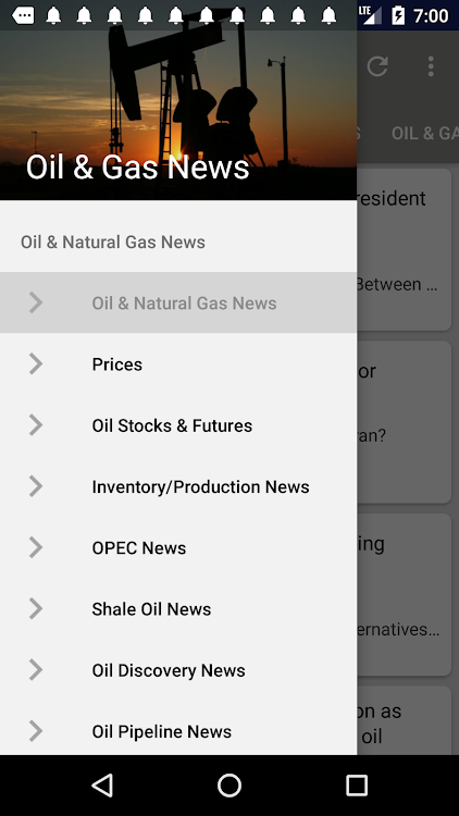 Oil News & Natural Gas Updates Today by NewsSurge – 1 1