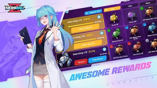 Hero Ball Z 5
