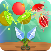 Fruit Slasher - slice the fruit & fruity loops
