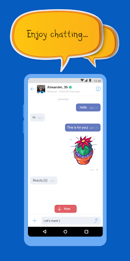 Mail.Ru Dating screenshots 4