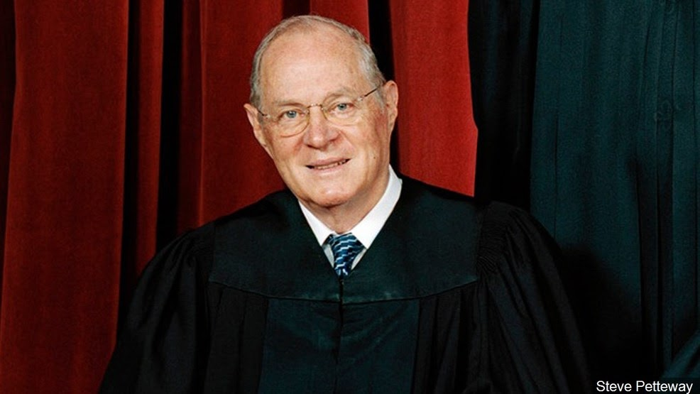 Who will replace Justice Anthony Kennedy?