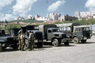 Photo: CRALAT 674 - Missiion au CCR de Constantine - Mars 1958