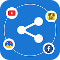 Share All : Copy all Data Transfer Files icon
