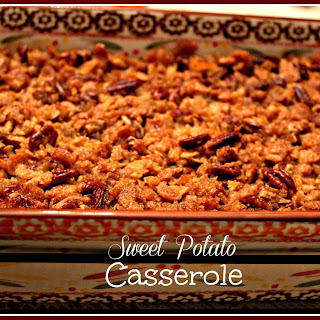 Sweet Potato Casserole!