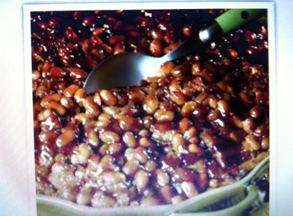Dressed Up Baked Beans Recipe