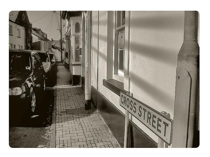 Photo: Cross Street