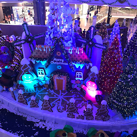 Mall deco by Ej Hamizan - Public Holidays Christmas (  )