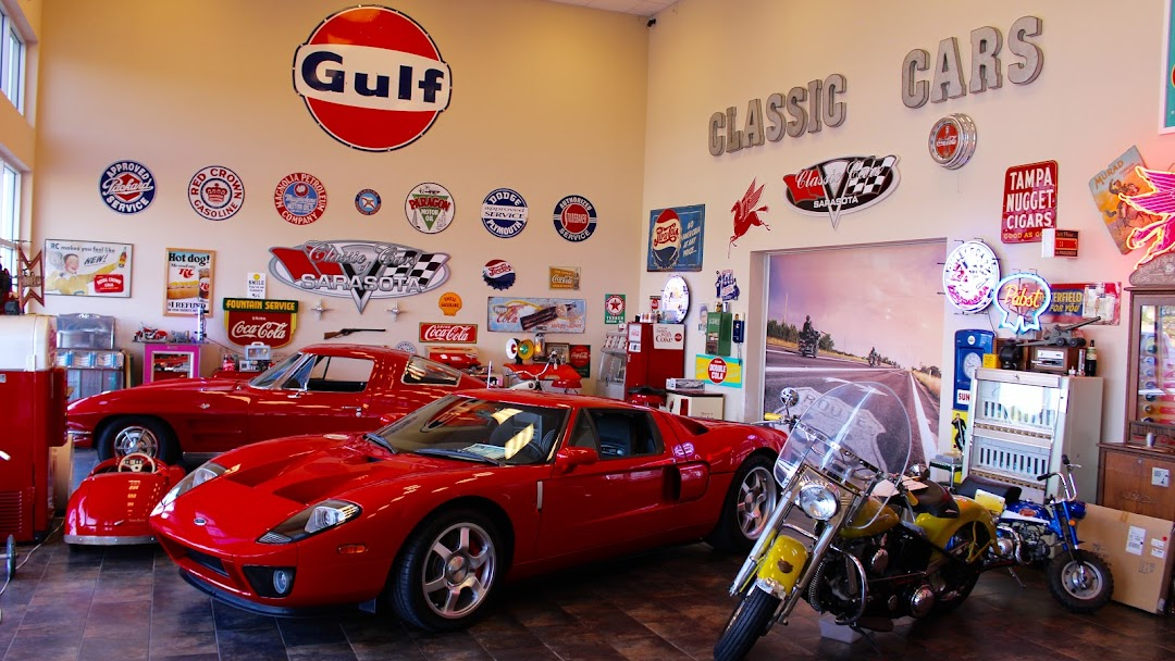 Sarasota Car Dealerships >> Classic Cars Of Sarasota Consignment And Restoration Used