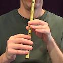 Tin Whistle Free - Play the Irish Pennywhistle icon