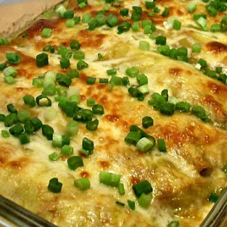 Creamy Spinach Enchiladas Recipes