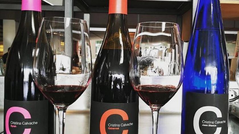 Los tres vinos escogidos por Roca Moo.