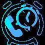 WakeMeFi - The Ultimate Alarm Clock App icon