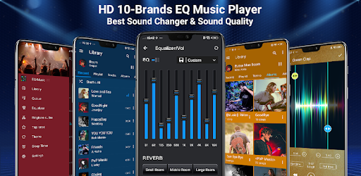 Music Player - 10 Bands Equalizer Audio Player - Apps on