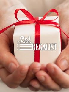 RegaList - náhled