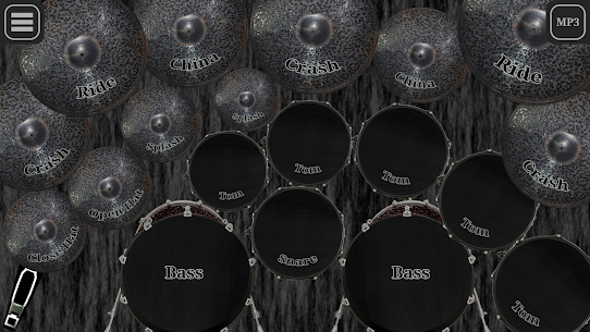 Drum kit metal 2.06 Mod APK Updated Android 1
