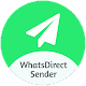 Download WhatsDirect Sender: Chat Directly Without Contact For PC Windows and Mac