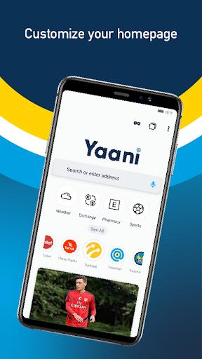 Yaani : Turkey's Web Browser ss1