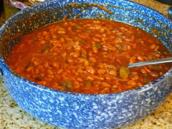 Gary's Baked Beans Recipe
