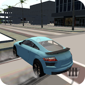 GT Race Car Driving Simulator for PC and MAC