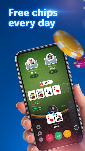 PokerUp: Social Poker  screenshots 2