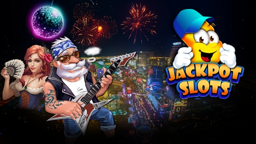 Slot Games: 777 Jackpot Party