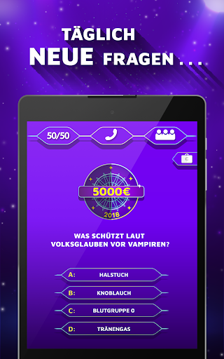 Millionär 2018 for PC