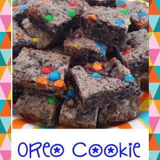 Oreo Cookie Bars Recipes
