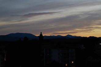 Photo: Le jeudi soir, au couchant