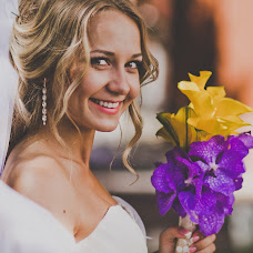 Wedding photographer Vasilina Kadeeva (VasilinaVG). Photo of 22.01.2015