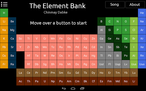 Element bank periodic table apk download apkpure element bank periodic table screenshot 9 urtaz Gallery