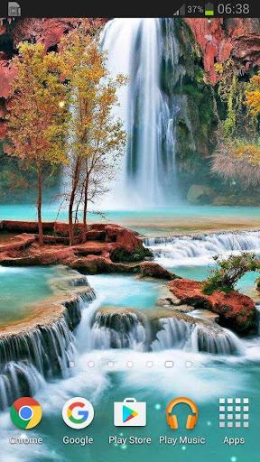 Waterfall Live Wallpaper  screenshots 5