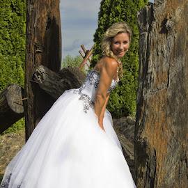 kriszti by Ingrid Vasas - Wedding Bride ( kriszti )